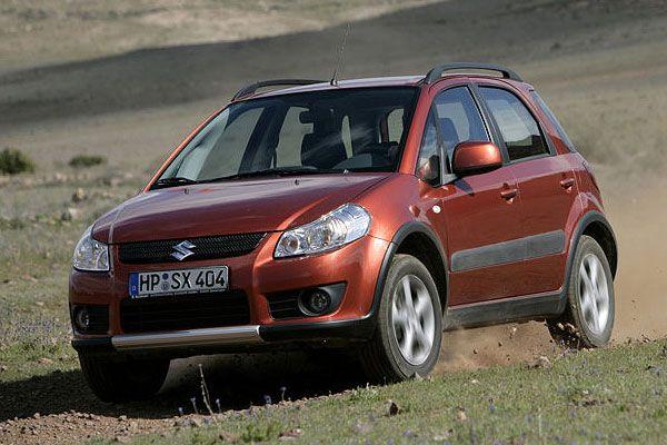 Модификации Suzuki SX4.